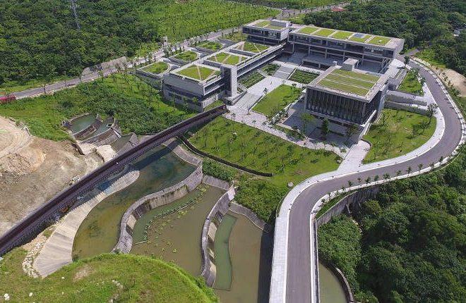 Факультет буддистских наук в институте гуманитарных наук Фагушань