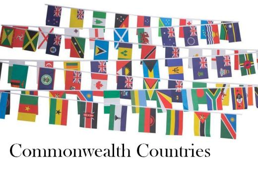 Commonwealth Countries List