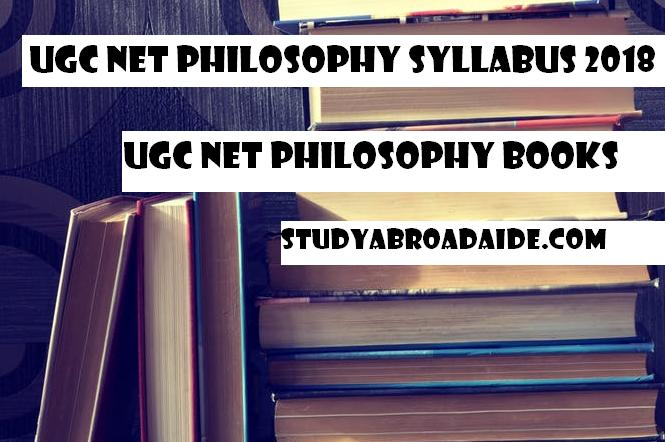 UGC NET Philosophy Books