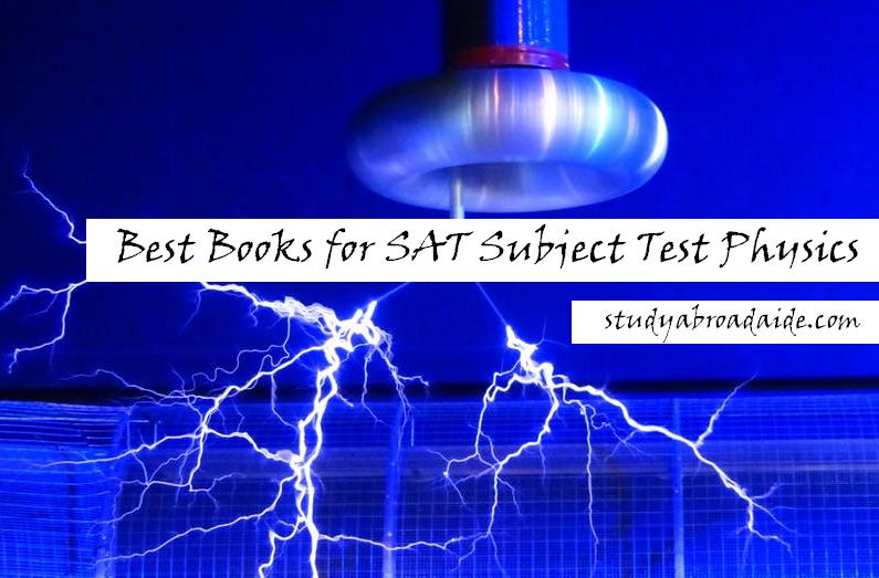 Best Books for SAT Subject Test Physics