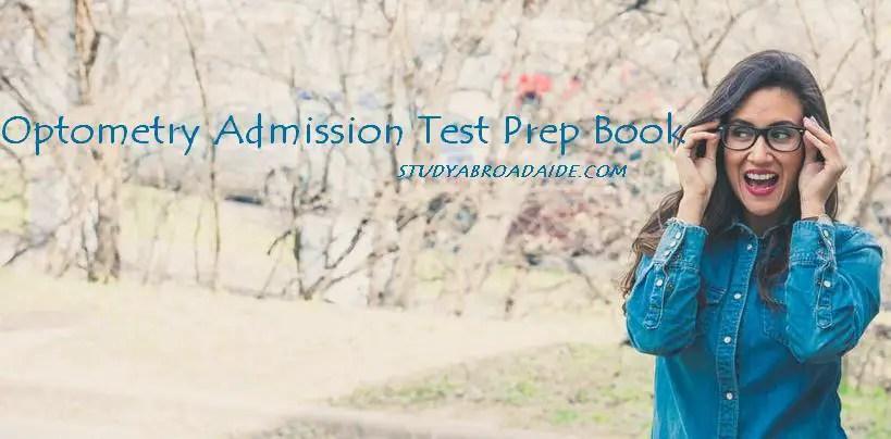 Optometry Admission Test Prep Book