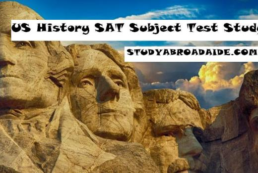 US History SAT Subject Test Study Guide