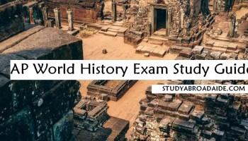 AP World History Exam Study Guide | World History Flash Cards