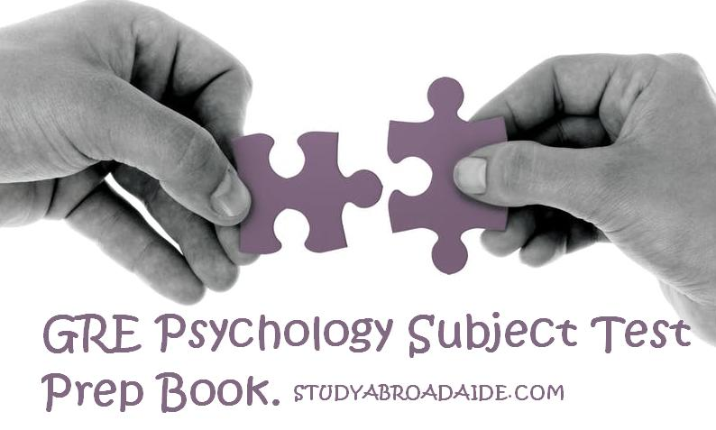GRE Psychology Subject Test Prep Book