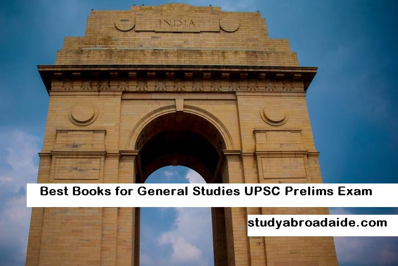 Books for General Studies for UPSC Prelims