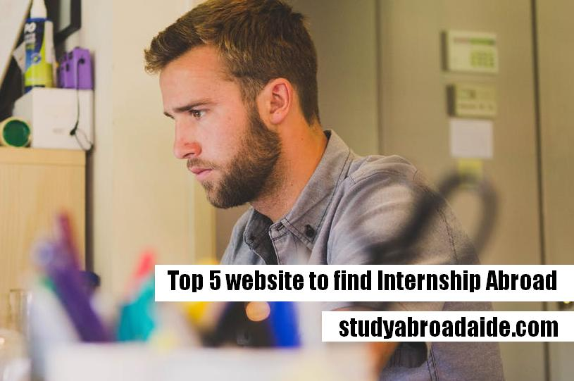 Top 5 Website To Find Internship Abroad Paid Internships For Students