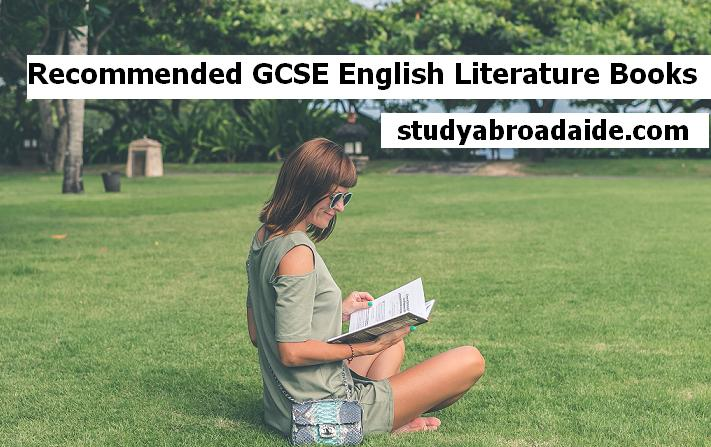 Recommended GCSE English Literature Books