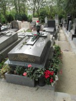 Grave of Edith Piaf