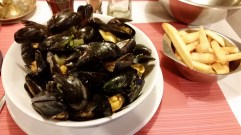 Moules-frites