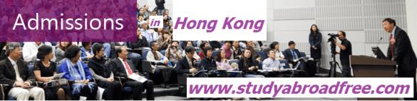 study in hongkong