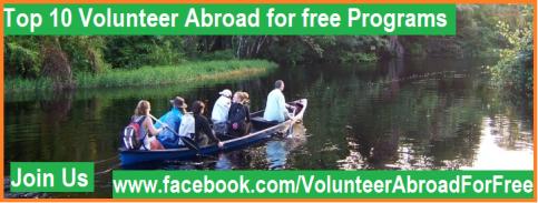 Volunteer abroad free