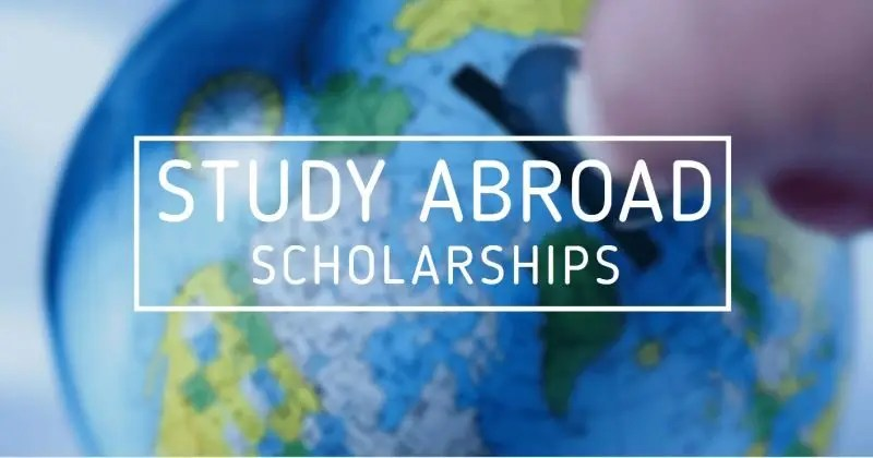 how to get study abroad scholarship