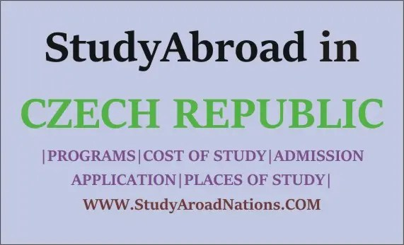 study abroad in czech republic