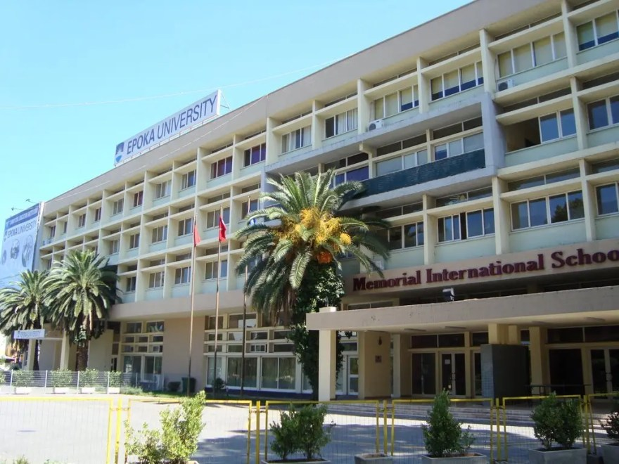 Low Tuition Universities in Albania