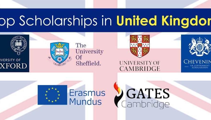 full scholarships for international students in uk