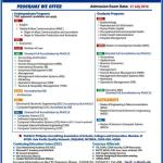 American International University (AIUB) Admission Fall 2016