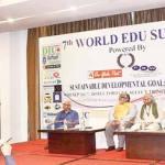 Green University VC presents keynote speech at 7th World Edu Summit