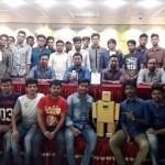 EEE Department of SEU organized a Seminar on Robotics