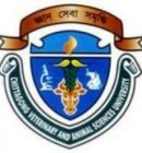 Chittagong Veterinary and Animal Sciences University (CVASU)