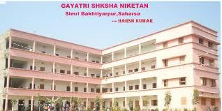 Gayatri Shiksha Niketan High School Nepal Road Saharsa