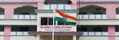 Shanti Mission Academy Bariahi Bazar Saharsa