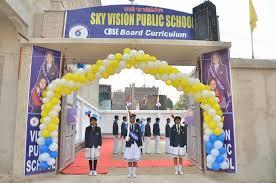 sky vision public schol