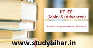 Download JEE Advance 12 Year's Previous Question Paper