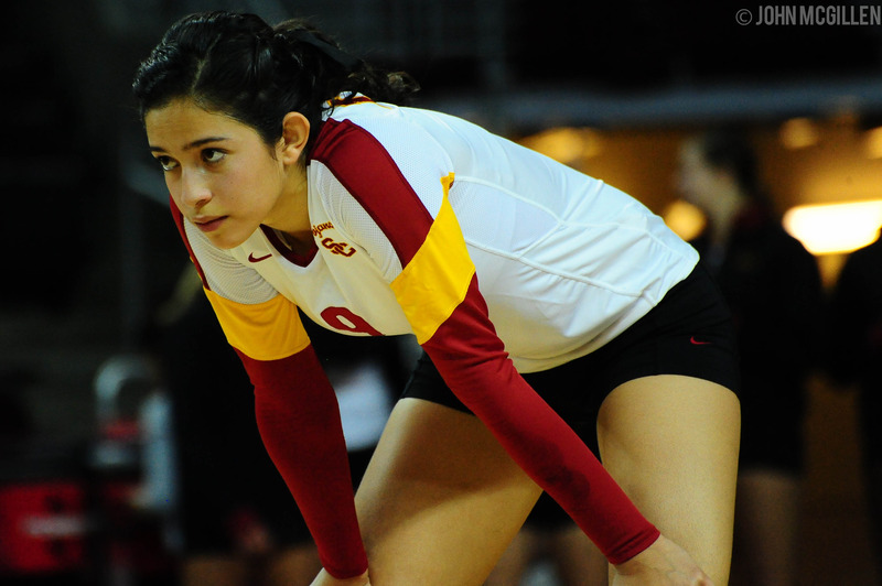 USC's Samantha Bricio