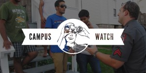 Fake or Campus Watch?