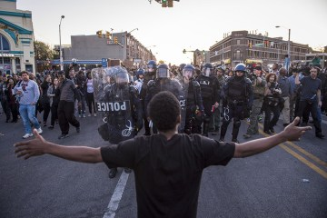 The Baltimore Uprisings: One Year Later