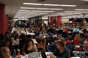 The Hell Week Library Packing List