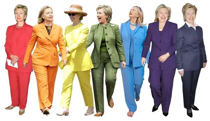 Hillary Clinton Clothing