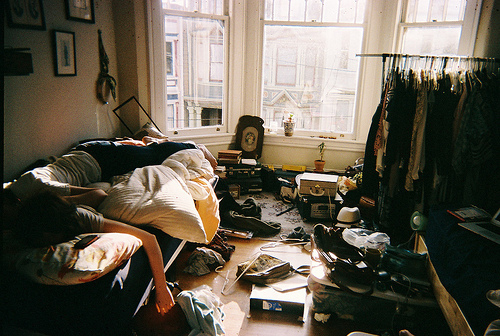 The College Student's Summer Declutter