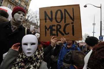 American Student Movements Should Be Taking Notes on the French Labor Protests