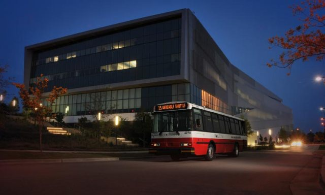 Hell on Wheels: A Condemnation of All Campus Buses Everywhere Ever