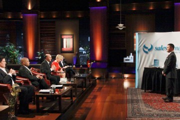 "A Character Analysis of Every Shark on ""Shark Tank"""