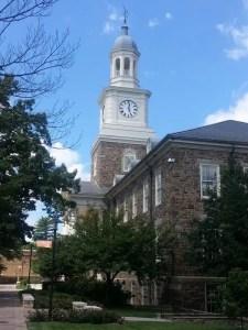 Morgan State Campus; Baltimore, Maryland