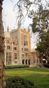 UCLA Campus; Los Angeles, California