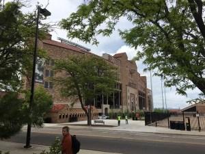 University of Colorado Campus; Bouldor, Colorado