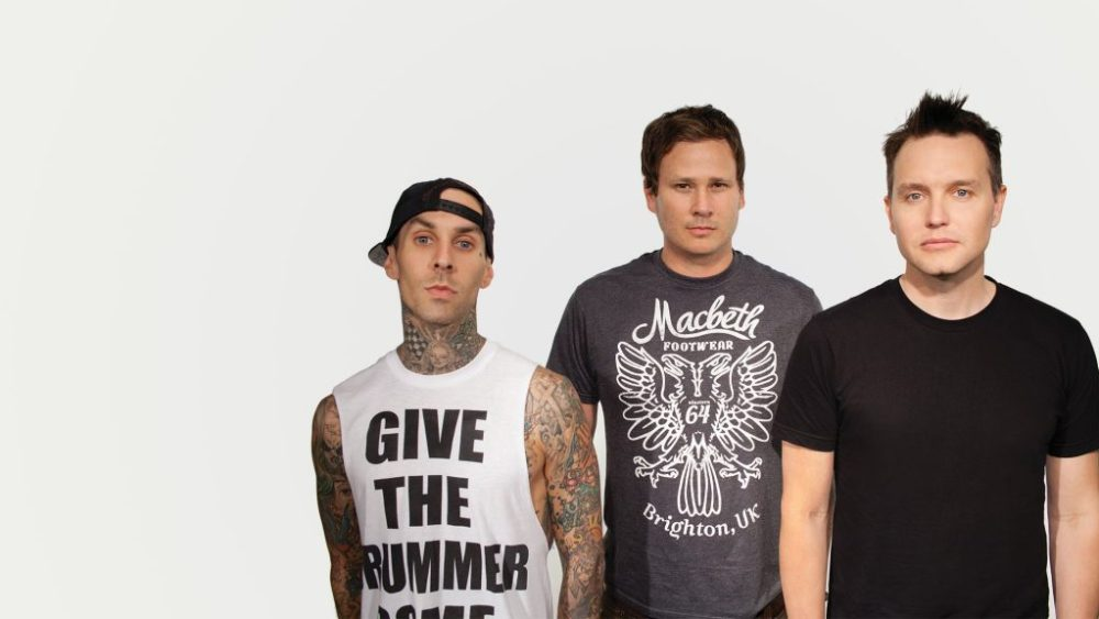 """blink-182's """"California"""" Echoes With Delonge's Absence"""