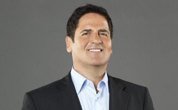 "Mark ""The Man"" Cuban"