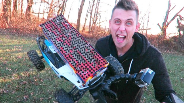 Roman Atwood up to a prank