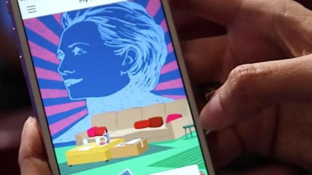 The Hillary Clinton App: Political Tool, Fun Game, or Both?