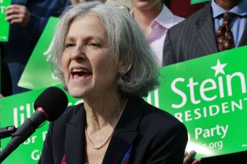 Why a Vote for Jill Stein is a Vote for Donald Trump