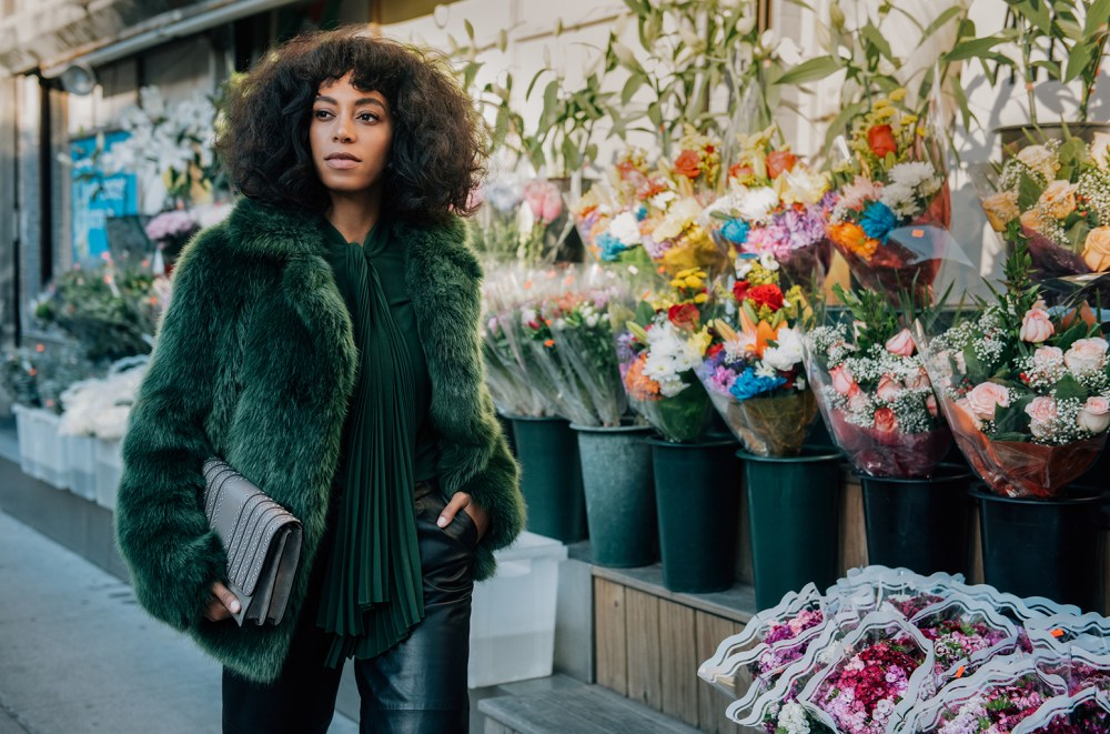 Why Solange's New Album Will Have You Pulling Up a Chair