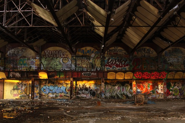 Is Urban Exploration an Adventurous Time-Killer Or a Total Nightmare?