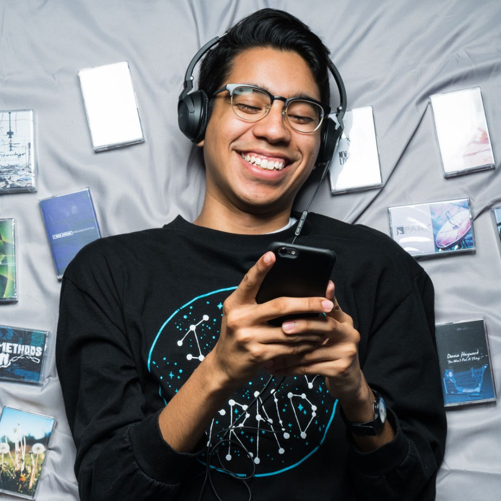 Meet Student Jonathan Lee Gonzales, Founder of Sunday Drive Records