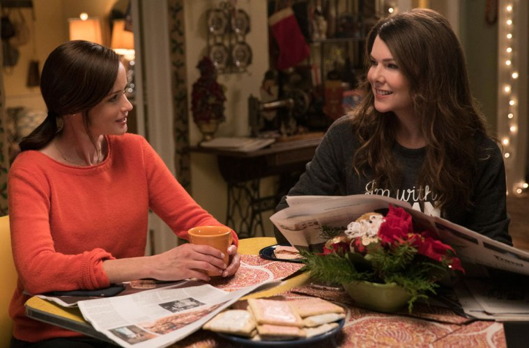 """The Highs and Lows from the Return of """"Gilmore Girls"""""""