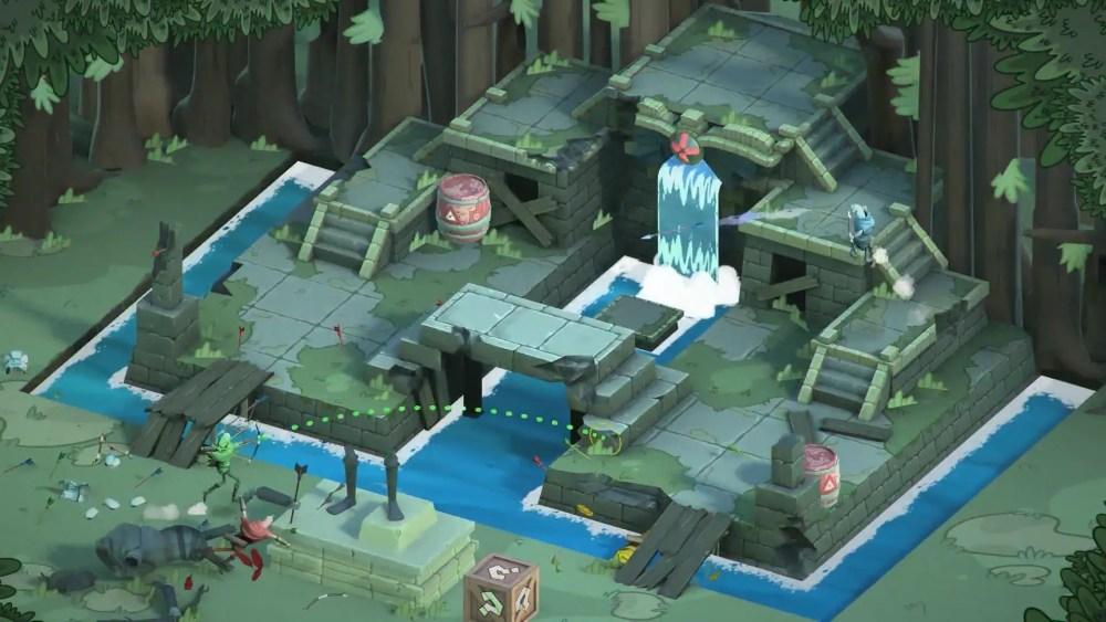 "Indie Video Game ""ArrowHeads"" in Flight for OddBird Studio Founder"
