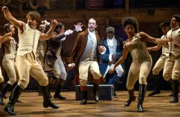 """The Success of Color-Conscious Casting in Broadway's """"Hamilton"""""""